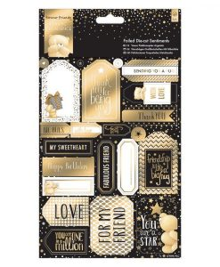 Intagli Die Cuts Chipboards Scrapbook