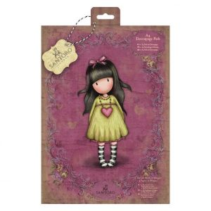 Gorjuss Decoupage Die-Cuts Carta Combo