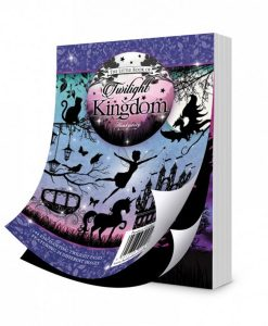 Little Book Twilight Kingdom Carta Scrapbook A6