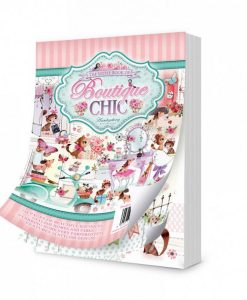 Paper Pad Boutique Chic Scrapbook Carta