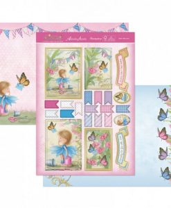 Topper Set Kit Biglietti Cards Scrapbook Decoupage Cardmaking Papercraft
