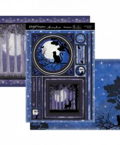 Twilight Kingdom Adorable Scorable Cartoncino Kit Biglietti Scrapbook Cardmaking Kit