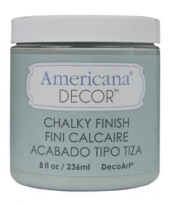 Chalky Paint Finitura Gessetto Vernice Shabby Chic Bohemian Scrapbook