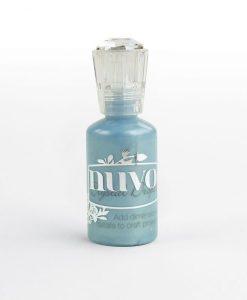 Crystal Drops Wedgewood Blue Perline Liquide Blu