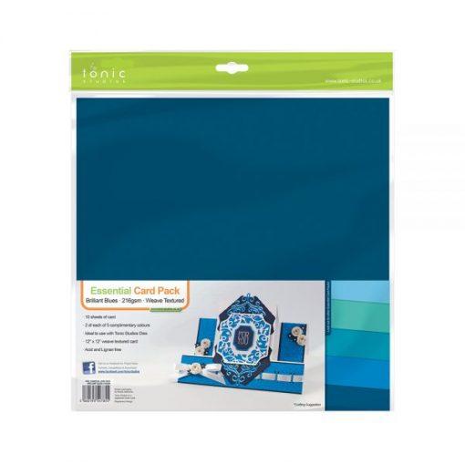 Cartoncino Blue Scrapbooking