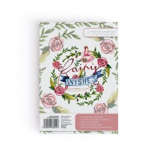 Fairy Wishes A6 Cartoncino Stampato Scrapbooking