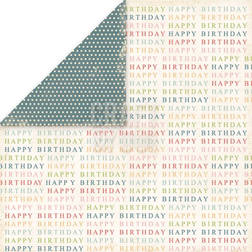 Cartoncino per Inviti Compleanno Biglietto Auguri Scrapbook Negozio Italia