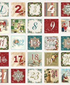 Tags Natale Biglietti Auguri Buon Natale Cartoncino Stampato Scrapbook