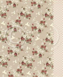 Love is in the air scrapbooking paper Pion Design