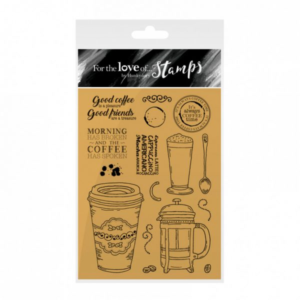 Stamps Timbri CaffèTimbro Special Gifts Hunkydory Italia Scrapbook Papercraft Cardmaking Biglietti