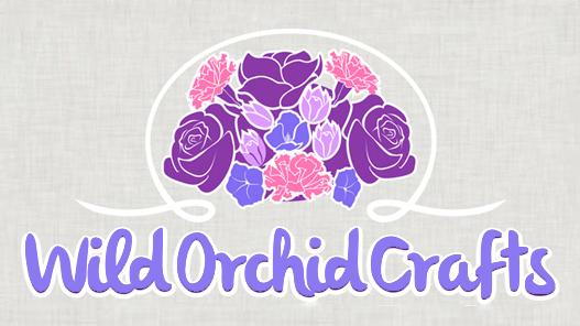 Wild Orchid Crafts Italia Fiori di Carta Scrapbook