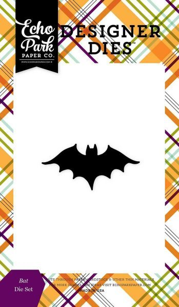 Fustella Pipistrello Halloween Bat Scrapbooking Decoupage Big Shot Sizzix