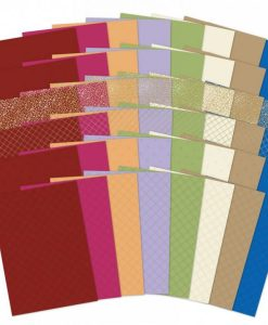 Cartoncino Adorable Scorable – Mattastic Selection (Selezione Mat) Carta Scrapbooking Hunkydory Italia Natale