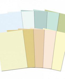 Cartoncino Adorable Scorable - Shades of Nature Scrapbooking Carta Hunkydory Italia