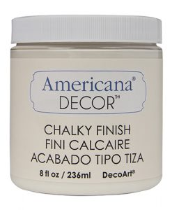 Vernici per scrapbooking Americana Decor Chalky Finish Lace