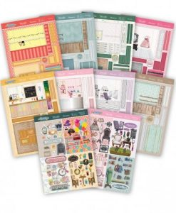 Kit per cardmaking - Via dello Shopping (High Street)
